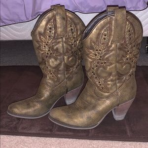 Cowgirl Boots Size 8